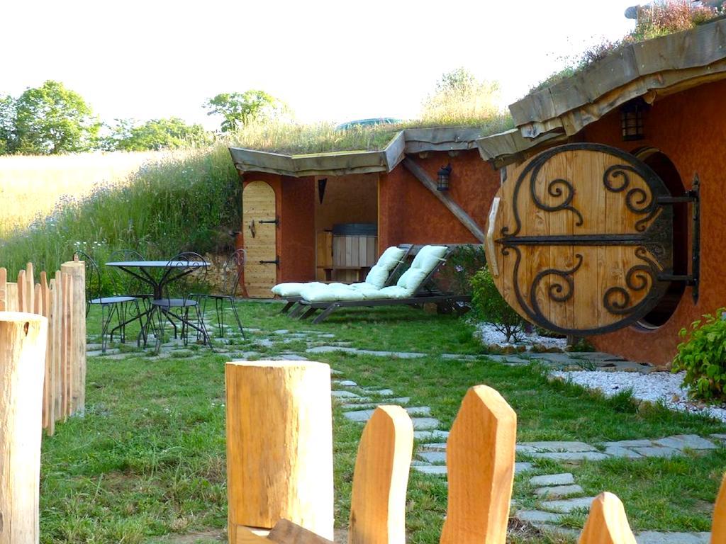 origineel overnachten in de Dordogne